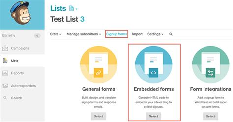 How To Locate Mailchimp Newsletter Form Action URL - Total
