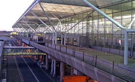 London Stansted Airport (STN/EGSS) - Airport Technology
