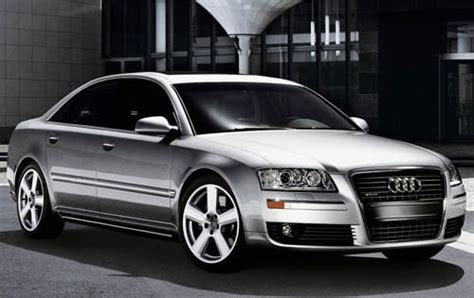 Used 2007 Audi A8 Pricing - For Sale   Edmunds