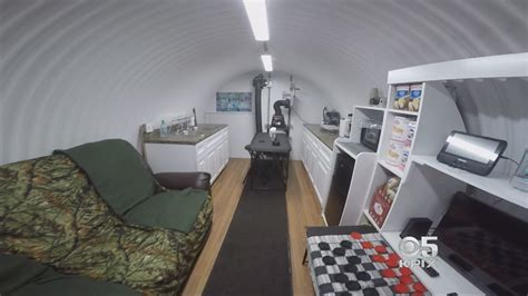 Nuclear Bomb Shelter Business Is Booming - YouTube