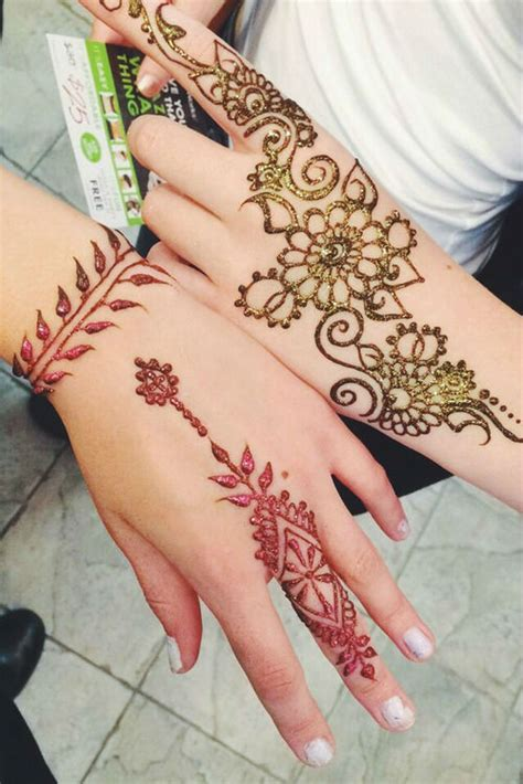 97 Jaw-Dropping Henna Tattoo Ideas That You Gotta See