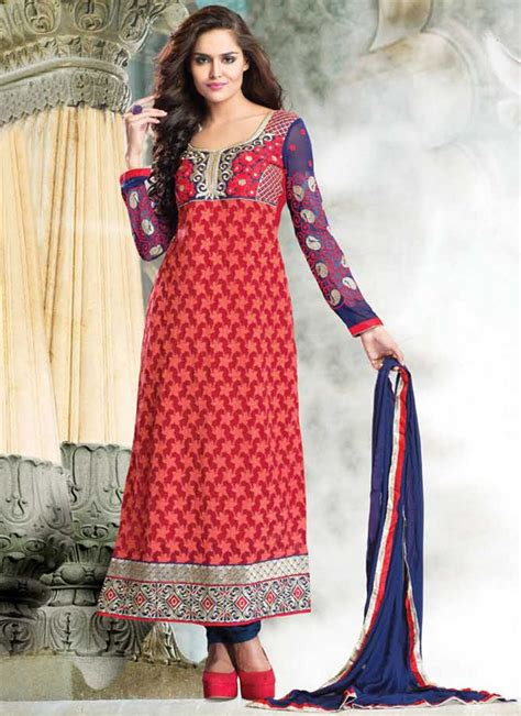 Latest Indian Ethnic Wear Dresses & Stylish Suits Formal
