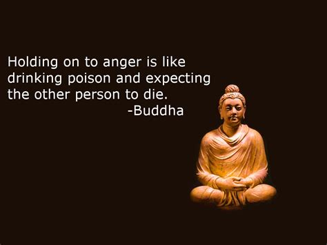 Holding on to anger…-Buddha   Live by quotes
