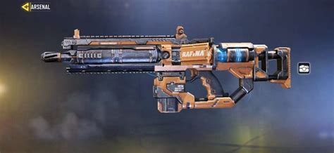 COD Mobile: List of Legendary weapons available in the game