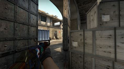 How to attack on CS:GO's Dust2 map   PC Gamer