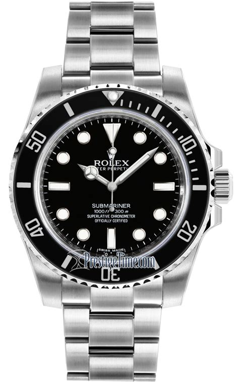 114060 Rolex Oyster Perpetual Submariner Mens Watch