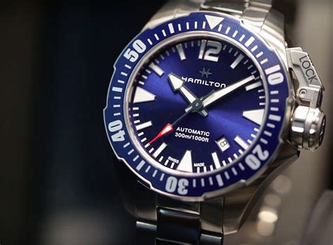 Baselworld 2016: Hamilton Watch Collection Preview Video