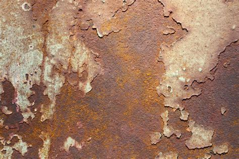 Free Eight High Resolution Rust Textures