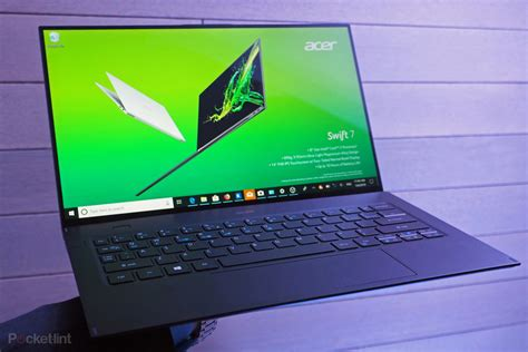 Acer Swift 7 (2019) initial review: The fanless