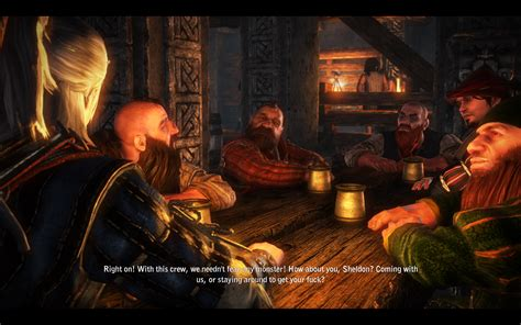 Witcher 2 HD Screenshots revealed along with System