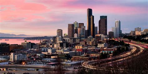 Seattle Skyline wallpapers - HD wallpaper Collections