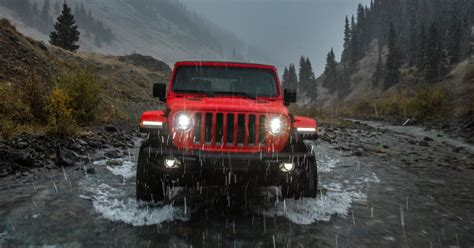 2020 Jeep Gladiator Pickup Truck Images and Specs Leak