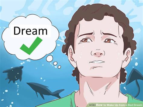 How to Wake Up from a Bad Dream: 10 Steps (with Pictures)