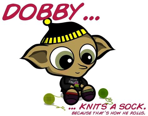 Funny Dobby Quotes