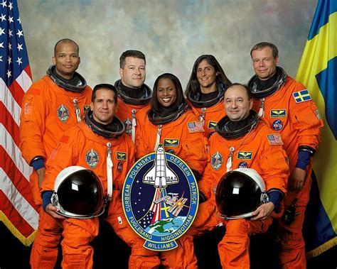TransGriot: The Space Shuttle Program Made Black History