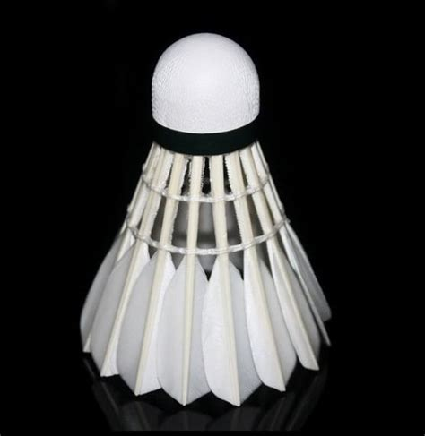Chao Pai Shuttlecock - Red - SPORTSMATCH