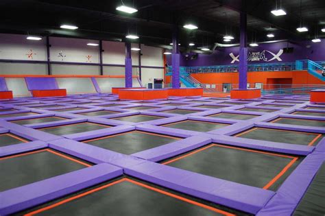 Might as well jump: Altitude Trampoline Park opens in West
