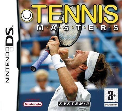 1070 - Tennis Masters (Sir VG) - Nintendo DS(NDS) ROM Download
