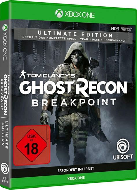 Tom Clancy's Ghost Recon Breakpoint Ultimate Edition Xbox