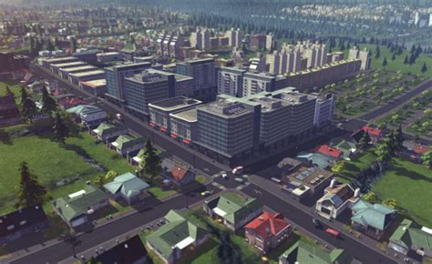 Cities: Skylines announced   PC News at New Game Network