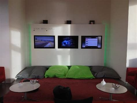 Xbox gaming lounge - Picture of Crowne Plaza Copenhagen