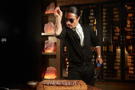 Salt Bae Is Coming to LA With a New Burger Chain - Eater LA