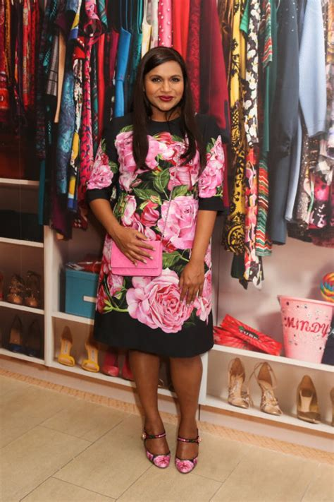 This is why Mindy Kaling's costume designer loves dressing
