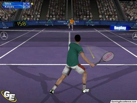 Tennis Masters Series 2003 Review - GamingExcellence
