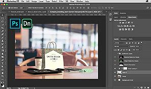 Import and edit files from Photoshop to Dimension | Adobe