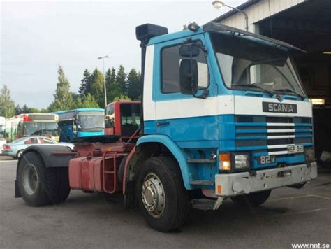 Scania P82 (Veteran) - NNT Secondhand buses and Trucks