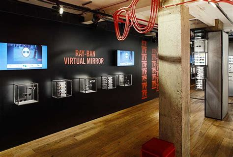 » Ray Ban Concept Store at Covent Garden by PureSang, London