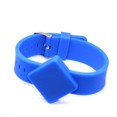 NFC Programmable Bracelet MF Plus SE Chip silicone rfid wristband for events entrance