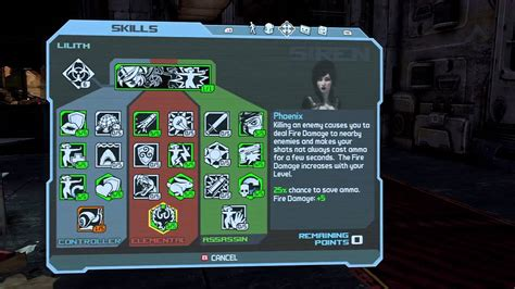 TrendKiLL Prepares for Borderlands 2 - Lilith Firefly