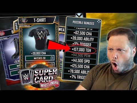 WWE Supercard Update Brings New Teams and Features