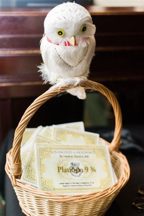 This Harry Potter Theme Wedding is Every Geek's Dream (28