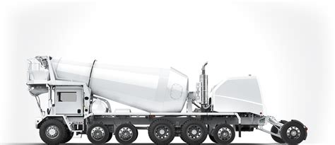 How Much Does A Concrete Truck Weight Empty - Foto Truck
