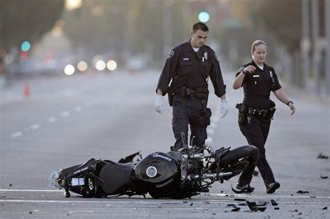 Motorcycle deaths jump nationwide but fall in California