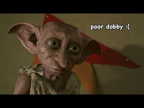 Harry Potter Dobby A4 Framed Pictures - Must Have For All