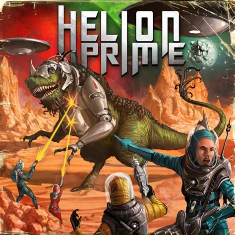 California's HELION PRIME To Release Self-Titled Debut In