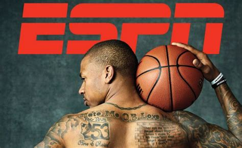 Isaiah Thomas Is The Latest NBA Star To Appear In ESPN'S