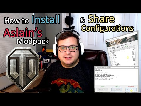 Cheat modpack Draug mods for WOT 1