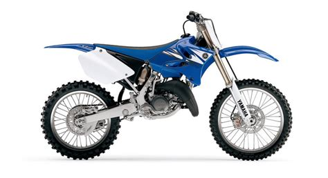2006 Yamaha YZ125 Review - Top Speed