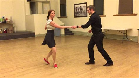 5/4/16 Next Level Lindy Hop (Frankie Moves: Tuck Turn with