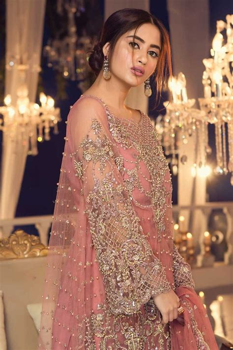 Maria B Couture Latest Fancy Formal Wedding Dresses 2019-2020