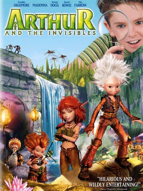 Arthur and the Invisibles (Arthur and the Minimoys) (2007
