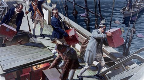 7 Surprising Facts About the Boston Tea Party - HISTORY