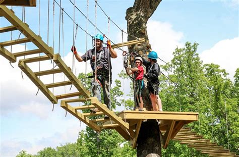This Amazing Adventure Park Can Be Found in Indiana