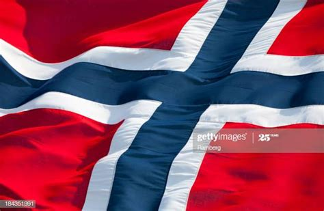 Norwegian Flag Stock Photos and Pictures | Getty Images