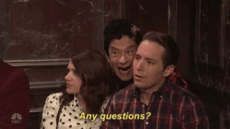 Any Questions GIFs - Find & Share on GIPHY