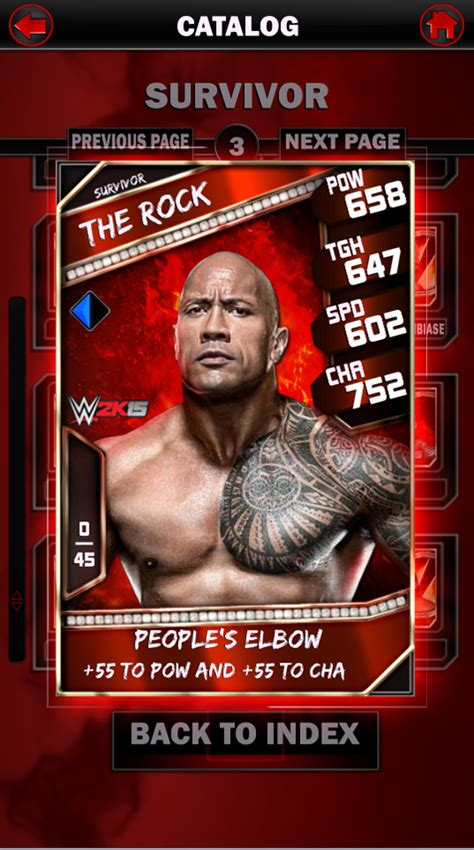 WWE Superstars John Cena and The Rock join the rumble in